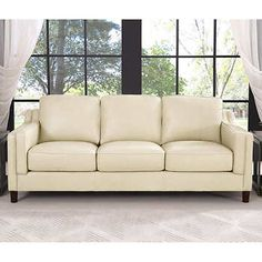 Dobson Top Grain Leather Sofa