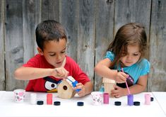 Crafting with kids // This #DIY is for the birds: RockinMama.net