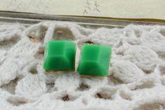 KATE SPADE Adorable Green Ear Stud [KS012] - $29.00 - lucky brand , j.crew , lia sophia jewelry on sale !