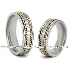 White Gold Matching Wedding Bands | BvYnWjg!2k~$(KGrHqYOKiYEvv+I+Eq8BMEUyfWRHw~~_35.JPG
