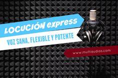 • Locución express fast voice / acting  • Desde la ciudad de  Santa Fe - Argentina