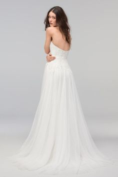 Available at Adore Bridal Boutique! www.adorebridalga.com Lupine 59704 | Brides | Willowby by Watters