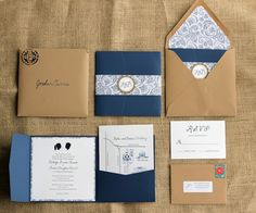 Better late than never, right? I've mentioned before that our wedding invitations were one of my main focuses in planning our wedding. They were a huge undertaking and they were one of my f…