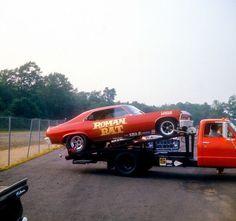 Vintage Drag Racing - Funny Car - Roman Rat