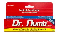 Dr. Numb Helps to Stop the Pain