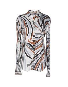 EMILIO PUCCI Shirt. #emiliopucci #cloth #dress #top #skirt #pant #coat #jacket #jecket #beachwear #