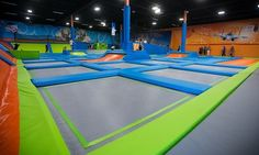 Open Jump or Party At Air Trampoline Sports (Up to 42% Off). Five Options Available.: Get it for $31.00 (was $44,00) #coupons #discounts