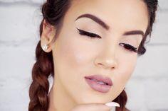 UPDATED BROW TUTORIAL | Nicole Guerriero