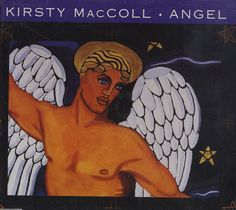 """For Sale - Kirsty MacColl Angel UK  CD single (CD5 / 5"""") - See this and 250,000 other rare & vintage vinyl records, singles, LPs & CDs at http://eil.com"""