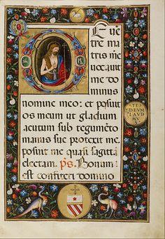 Matteo da Milano (Italian, active 1492 - 1523) Saint John the Baptist 1520