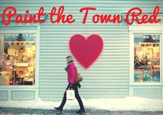 """Mark your calendars. """"Paint the Town Red"""" in Kennebunkport, Maine starts January 23, 2016. Cooking classes, The Ice Bar, Red-Tag town-wide specials and a surprise pop-up dinner. Stay tuned...#lovekpt."""