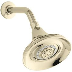 Kohler Forté 2.5 GPM Multifunction Wall-Mount Shower Head Finish: