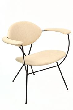 Wrought Iron Occasional Chair