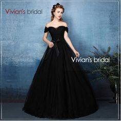 #black #prom #dress #fashion #woman #party