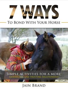 Here are 31 fun and useful things to do with your horse – other than riding… Bonding Time