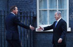 Benjamin Netanyahu and Cameron
