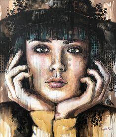 BENEDIKTE MARIE — Works Art Fair Create Image, Art Fair, Beautiful Paintings, It Works, History, Creative, Artist, Historia, Artists