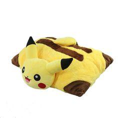 $15.72 (Buy here: https://alitems.com/g/1e8d114494ebda23ff8b16525dc3e8/?i=5&ulp=https%3A%2F%2Fwww.aliexpress.com%2Fitem%2FWholesale-Anime-Cartoon-Pokemon-Pikachu-Plush-Toys-Cute-Pikachu-Sleep-Cushion-Soft-Plush-Doll-Birthday-Gift%2F32646123983.html ) Kawaii Pikachu Plush Toys 40cm Pikachu Plush Pillow Sleep Cushion Soft Stuffed Animal Doll Kids Toys Birthday Gift for just $15.72