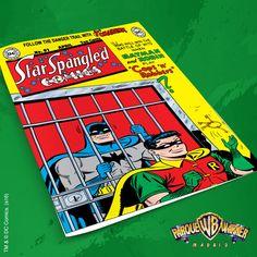 ¿#Sabíasque Robin, el gran compañero de #Batman no fue creado hasta un año después de la existencia de éste?