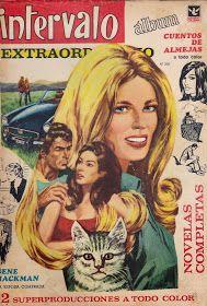 ARMANDO S. FERNANDEZ: Para la historia de la historieta: la revista Intervalo a través del tiempo
