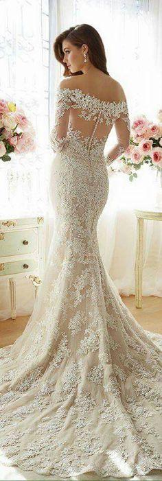 Sirena Bride Dress