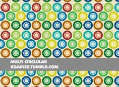15 Cool Free Stripes and Dots #Photoshop Patterns