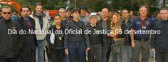 Parabéns aos valorosos Oficiais de Justiça pelo seu dia. Mauricio Pinzkoski. CURTA www.facebook.com/agecomunicacao1