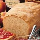 This is a must try. We bake this all the time now. Just cut a slice and toast it - English muffins in loaf form.