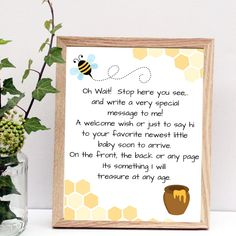 The Giving Tree, Baby Shower Signs, Say Hi, Print Format, Little Babies, More Fun, The Book, Cool Pictures, New Baby Products