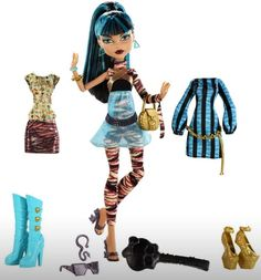 Monster High Freaky Fusion 2014