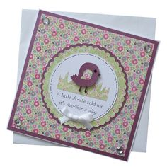 Handmade Mother's Day Card £1.80