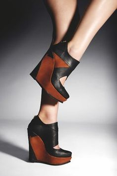 luv these wedges