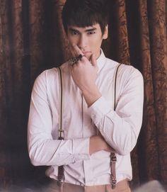 Nadech Kugimiya (ณเดชน์ คูกิมิยะ) Thai Actor Cute Boys, Acting, Asia, Guys, Celebrities, Face, People, Model, Celebs