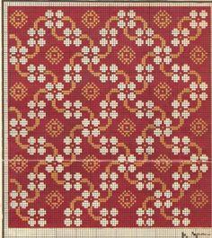 Cross Stitch Love, Cross Stitch Borders, Cross Stitch Flowers, Cross Stitch Designs, Cross Stitching, Cross Stitch Patterns, Embroidery Motifs, Cross Stitch Embroidery, Needlepoint Designs