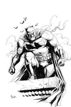 GARY FRANK - Batman