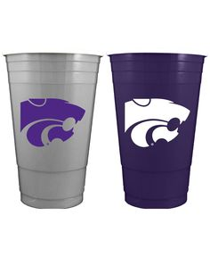 Memory Company Kansas State Wildcats 2-Pack Cups