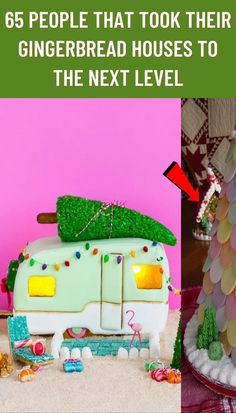 #people #took #gingerbread #houses #next #level