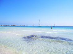 Eigentlich gibt es auf Mallorca ja keine Privatstrände. Doch dieser Naturstrand im Süden von Mallorca ist fast einer.