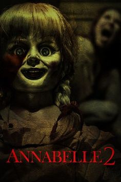Watch Annabelle 2 Full Movie Free Several years after the tragic death of their little girl, a dollmaker and his wife welcome a nun and several girls from a shuttered orphanage into their home, soon becoming the target of the dollmaker's possessed creation, Annabelle. Annabelle 2 Full Movie Free.
