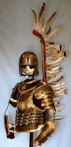 Great Polish Warriors: The Winged Hussars Part II - Weapons and Battle Tactics Renaissance, Ancient Armor, Armadura Medieval, Samurai, Medieval Weapons, Knight Armor, Fiction, Arm Armor, Fantasy Armor