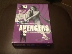 The #avengers, set 1 '63 ' - 6 #complete digitally remastered #episodes.,  View more on the LINK: 	http://www.zeppy.io/product/gb/2/311685414448/