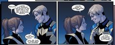Kitty Pryde x Starlord