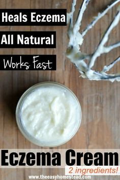 Homemade Eczema Cream | The Easy Homestead (.com)