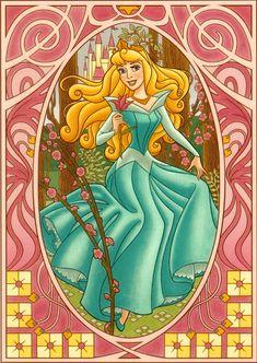 Fan Art of Princess Aurora for fans of Disney Princess 32225580 Aurora Disney, Walt Disney, Disney Pixar, Cartoon Disney, Disney Fan Art, Disney And Dreamworks, Disney Animation, Disney Love, Disney Magic