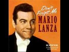 Mario Lanza/Luciano Pavarotti: O sole Mio