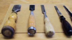 The Makers of Things: The Woodworker on Vimeo
