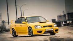 Subaru Legacy B4 2.0R