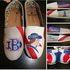 686a9bebae16 Dallas Baptist University Patriots - DBU - visit my business page on FB to  order yours in ANY theme www.facebook.com loveleyni