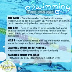 Swimming Routines