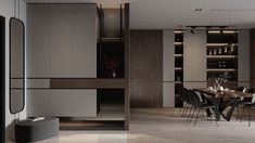Montessori bed: inspirations to insert the furniture in the decoration - Home Fashion Trend Wardrobe Door Designs, Wardrobe Design Bedroom, Modern Bedroom Design, Interior Design Living Room, Living Room Designs, Apartment Interior, Apartment Design, Luxury Interior, Interior Modern